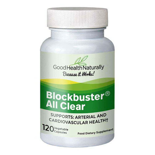 Blockbuster AllClear™ 120 Delayed Release Capsules