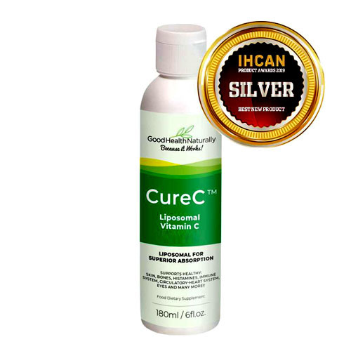 CureC Liposomal Vitamin C - 150ml